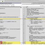 Mac  cornerstone 使用第三方diffFork 程序进行代码比对(原创)